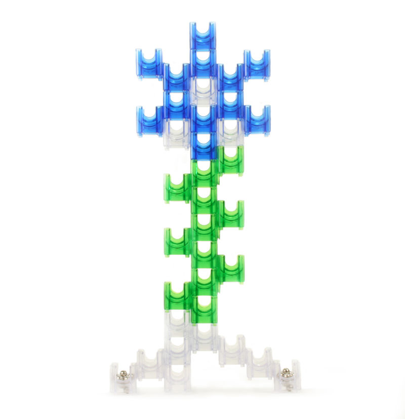 Marble-run_Flower-One_Q-BA-MAZE
